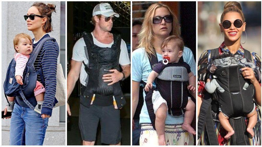 También, a esta moda se han apuntado Olivia Wilde, Chris Hemsworth, Kate Hudson y la cantante Beyoncé.