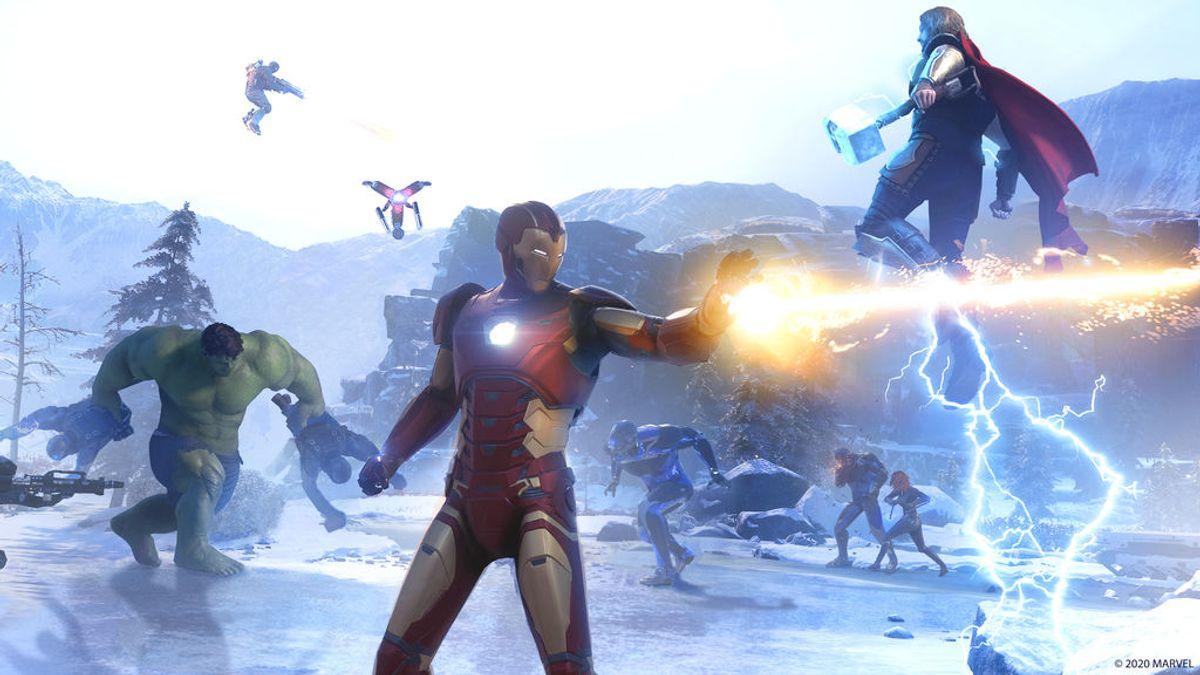 Análisis de Marvel's Avengers: ¡Vengadores, reuníos!
