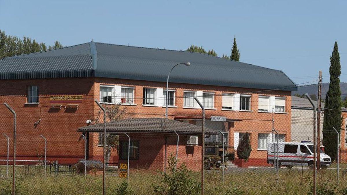 En cuarentena 50 militares del cuartel de Mungia (Vizcaya) por el positivo en covid de seis compañeros