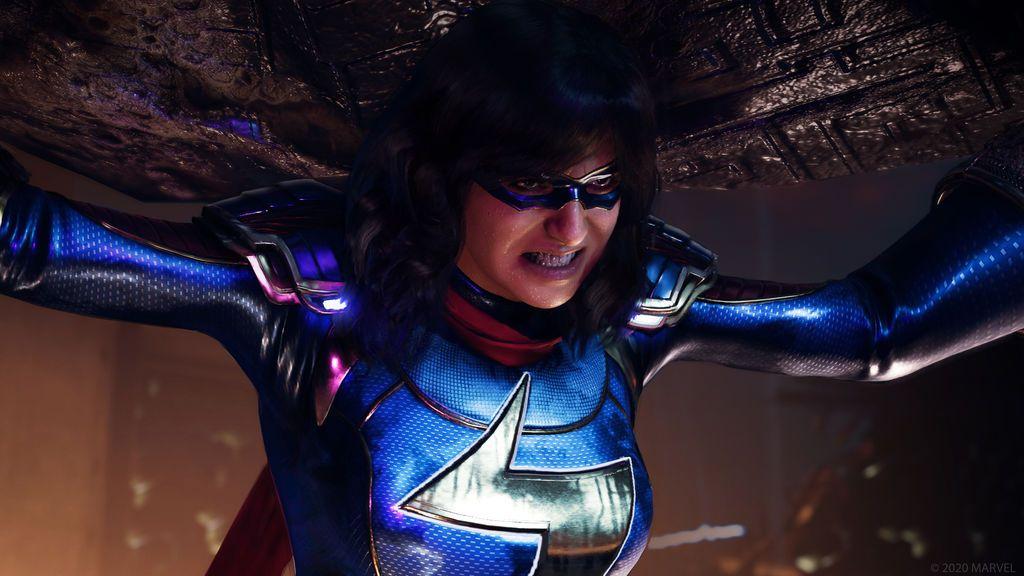 Ms. Marvel en Marvel's Avengers