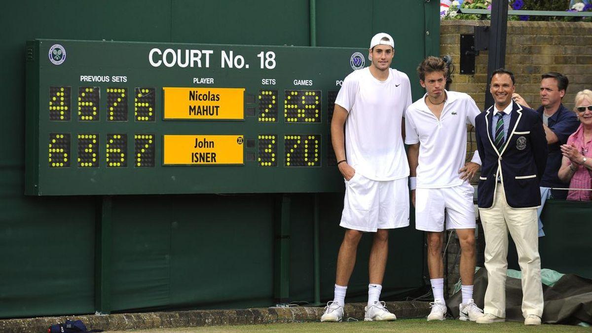 Los partidos más largos de tenis de la historia
