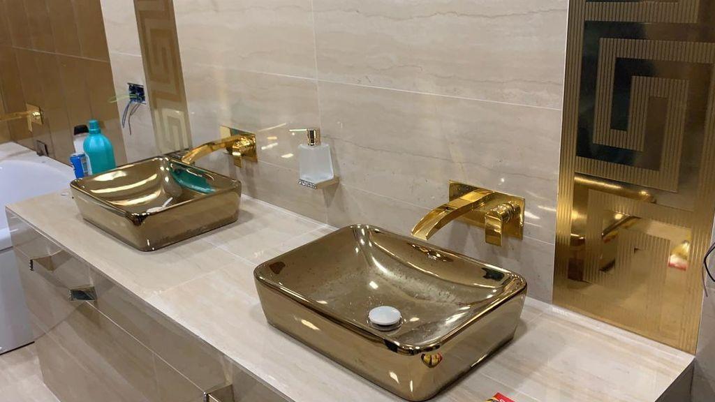 Los grifos de oro de Gareth Mauro