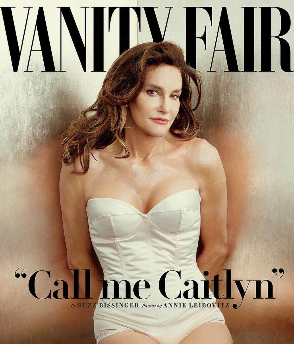 La portada que lo cambió todo para Caitlyn Jenner