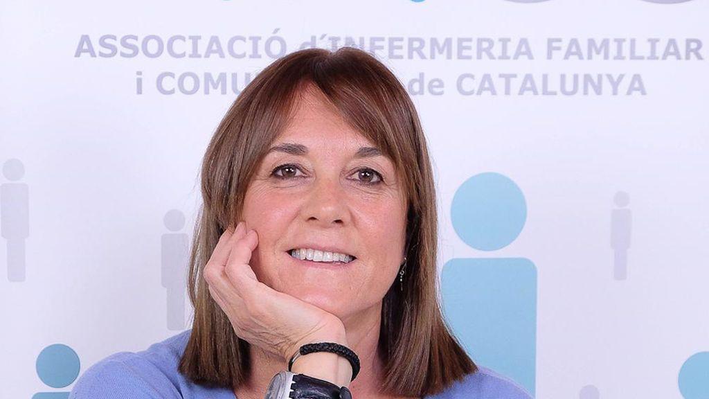 """Alba Brugués, presidenta de la Asociación de Enfermería Familiar de Cataluña: """"Poner a un administrativo en una escuela es como ponerme a mi a pescar"""""""