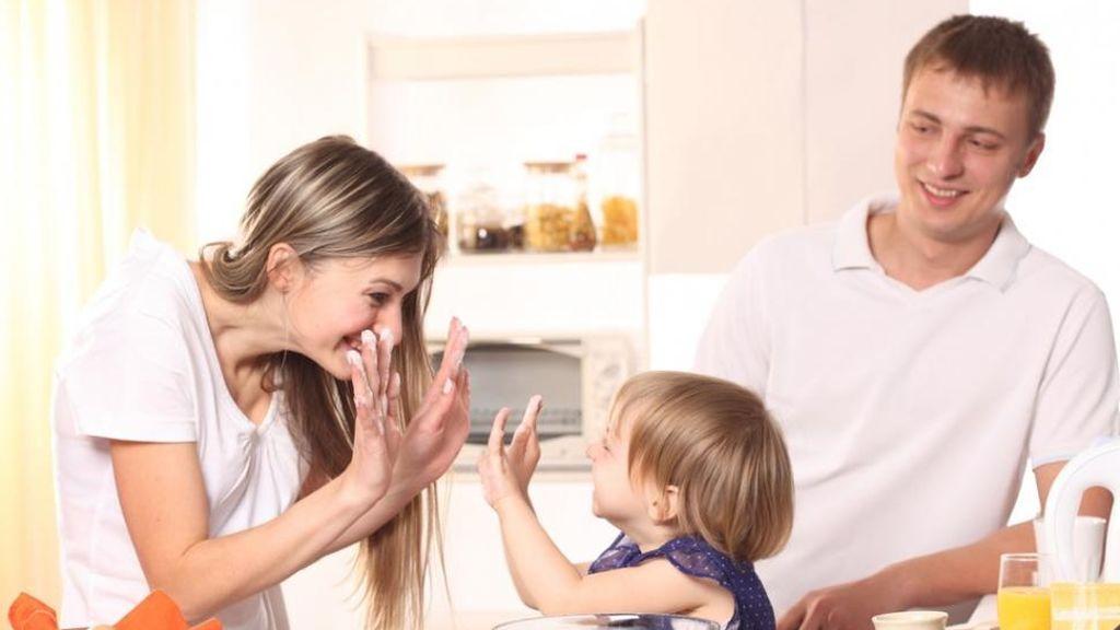 Además, para los pequeños, será muy importante el refuerzo de sus padres.