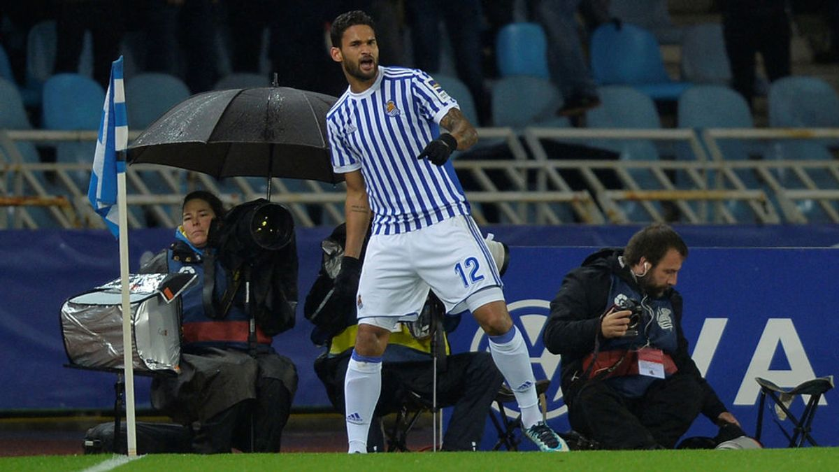 Willian José, jugador de la Real Sociedad, positivo por coronavirus