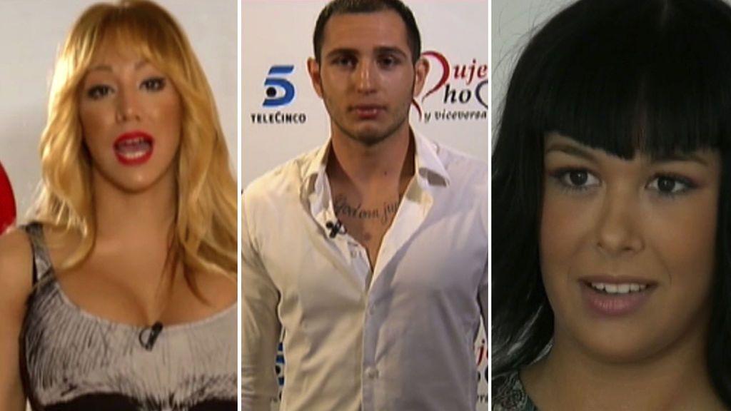 Los castings de la primera generación de 'MyHyV'