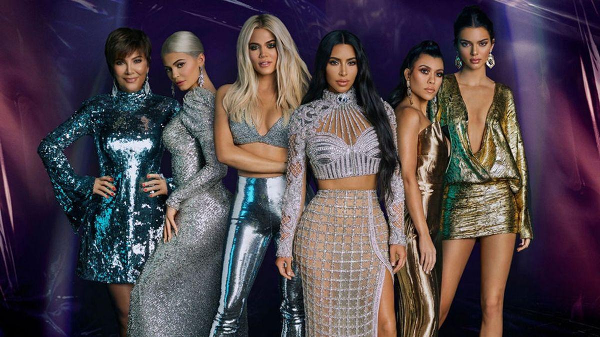 Se acabó. 'Las Kardashian', el reality familiar de toda una generación, llega a su fin