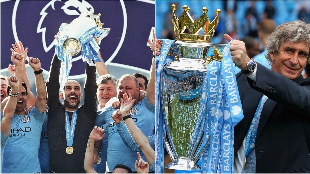 Cuántos entrenadores ha tenido el Manchester City: nombres y duración