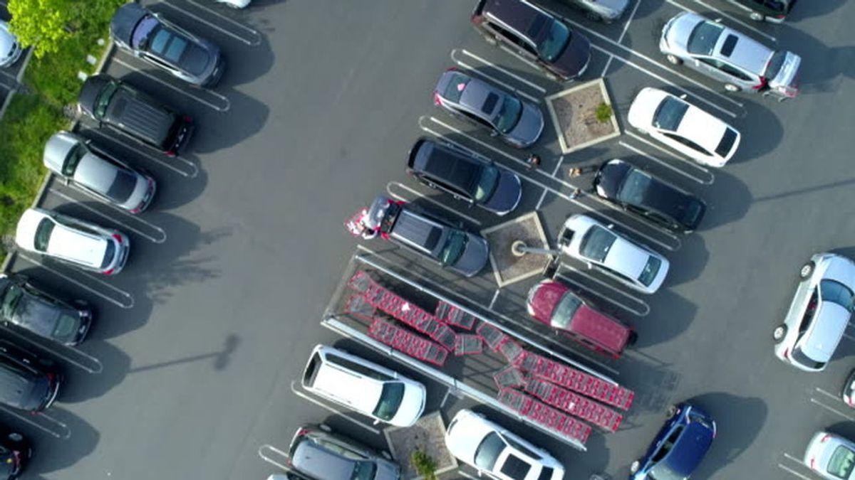 El truco para encontrar tu coche en el aparcamiento: localízalo en pocos segundos