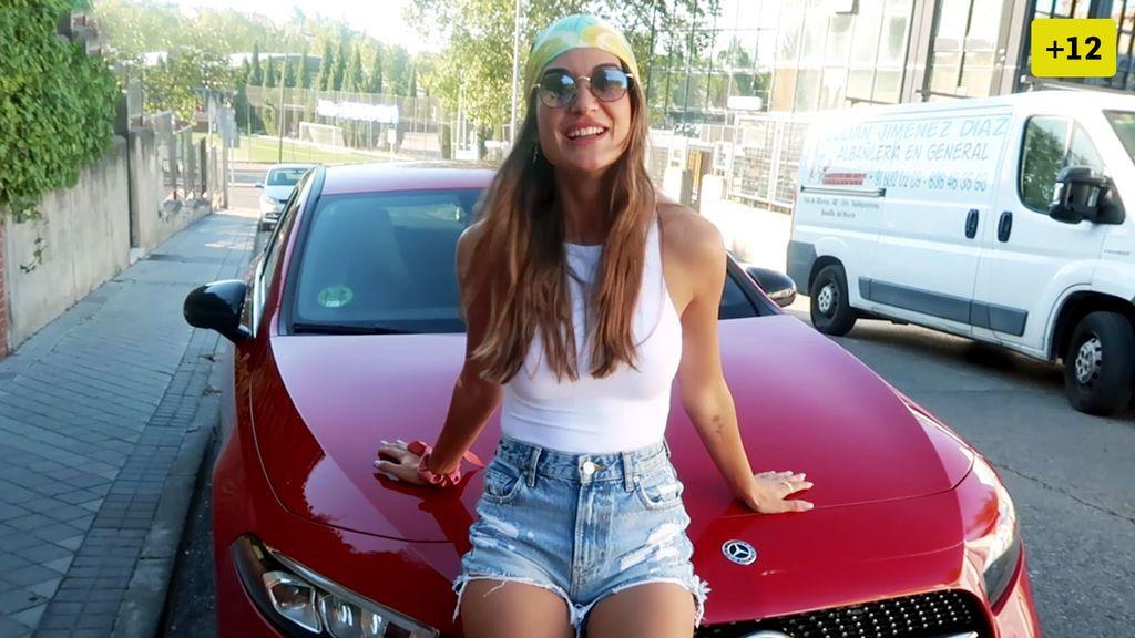 Estela Grande se compra un coche de lujo y nos lo enseña (2/2)