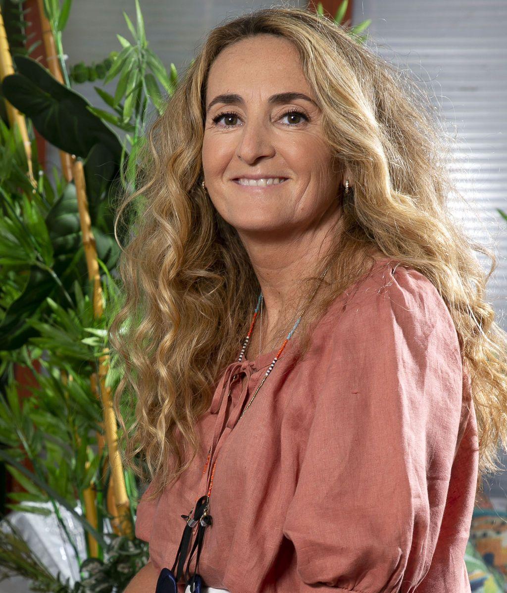 Blanca Ricoy Subdirectora de Escenografia y Ambientacion