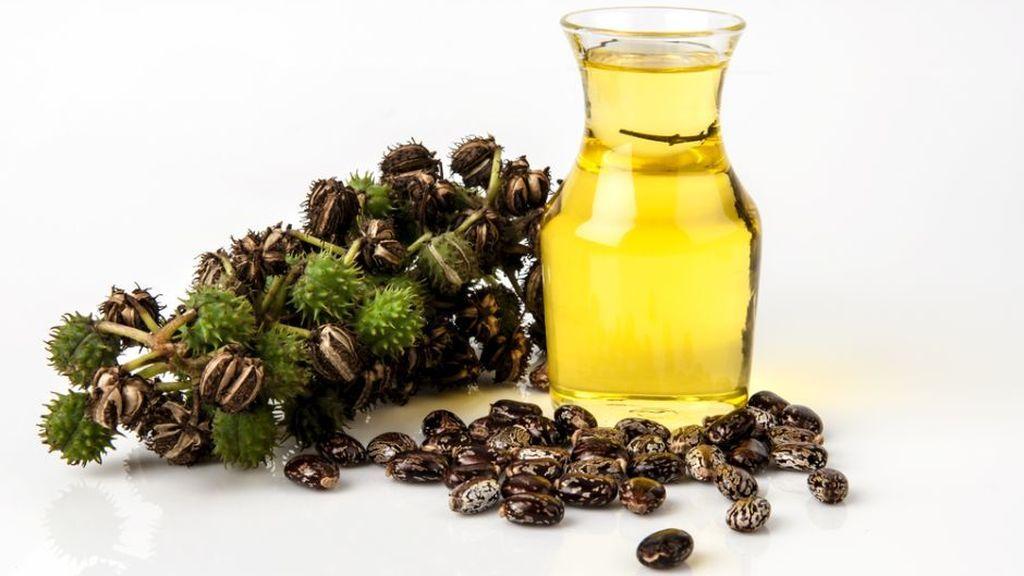 El aceite de ricino lleva usándose una infinidad de años.