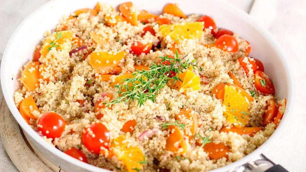 Recetas con quinoa para adelgazar