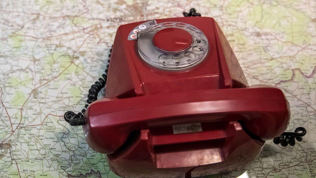 El teléfono rojo: de la Casa Blanca a la operación Kitchen