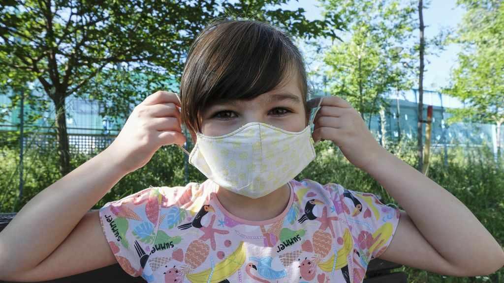 No todas las mascarilla infantiles protegen igual: estas son las que recomienda la OCU