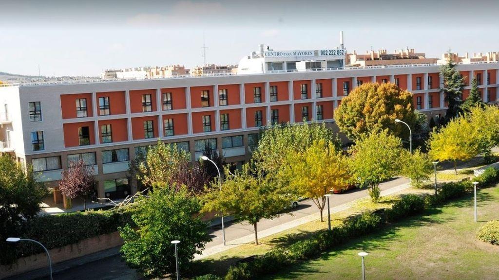 Una residencia en Madrid