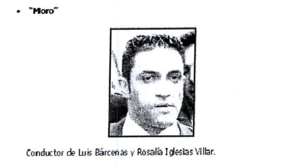 Sergio Ríos,  el chófer espía de la operación Kitchen, también fue espiado