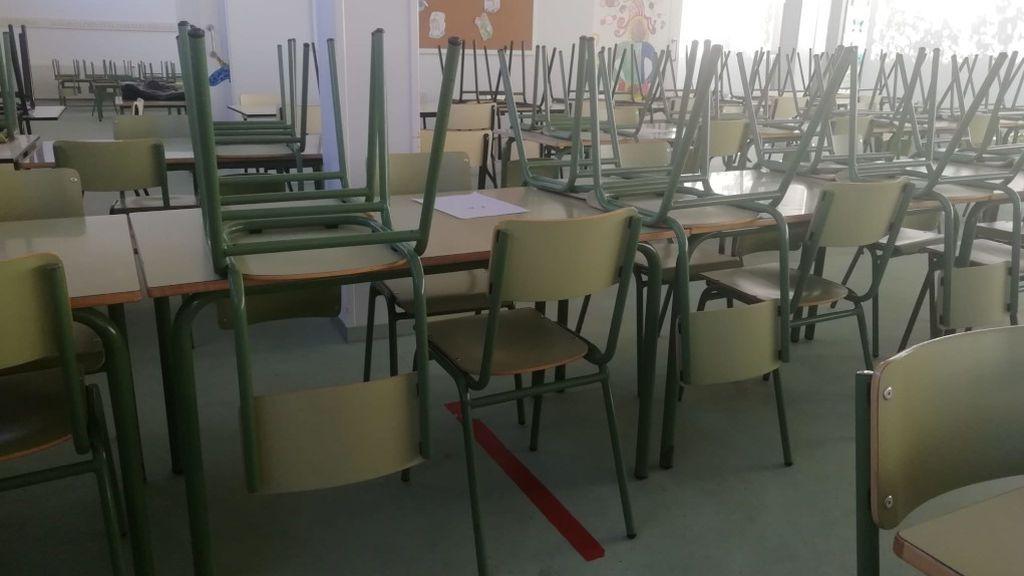 """Rebelión en los institutos gallegos:  exigen a la Xunta que retrase el comienzo de las clases. """"En estas condiciones no abrimos los centros"""""""