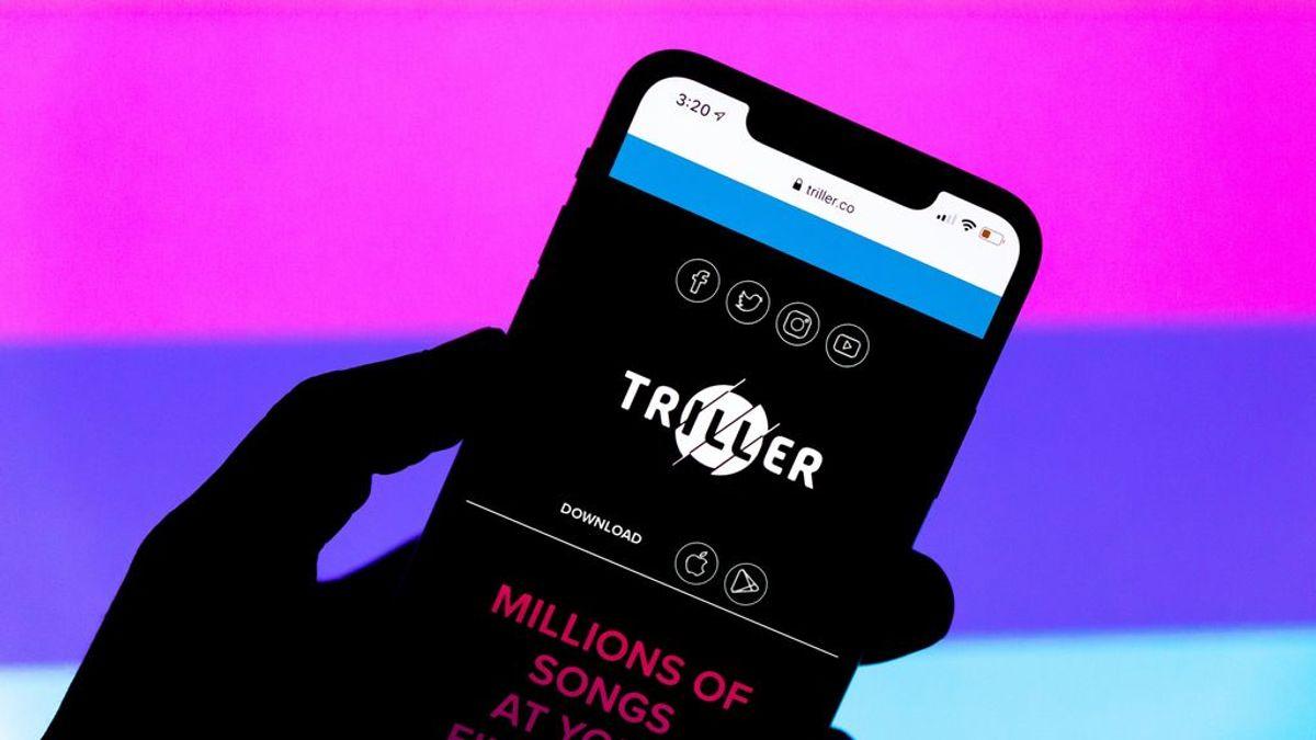 Triller, ¿el nuevo competidor de Tiktok en USA?