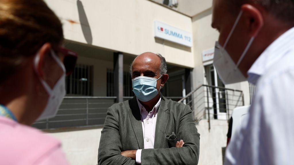 """Antonio Zapatero, médico en jefe en Madrid: """"¿Confinamiento? ¿Estamos preparados para confinar a 900.000 personas con movilidad para trabajar?"""""""