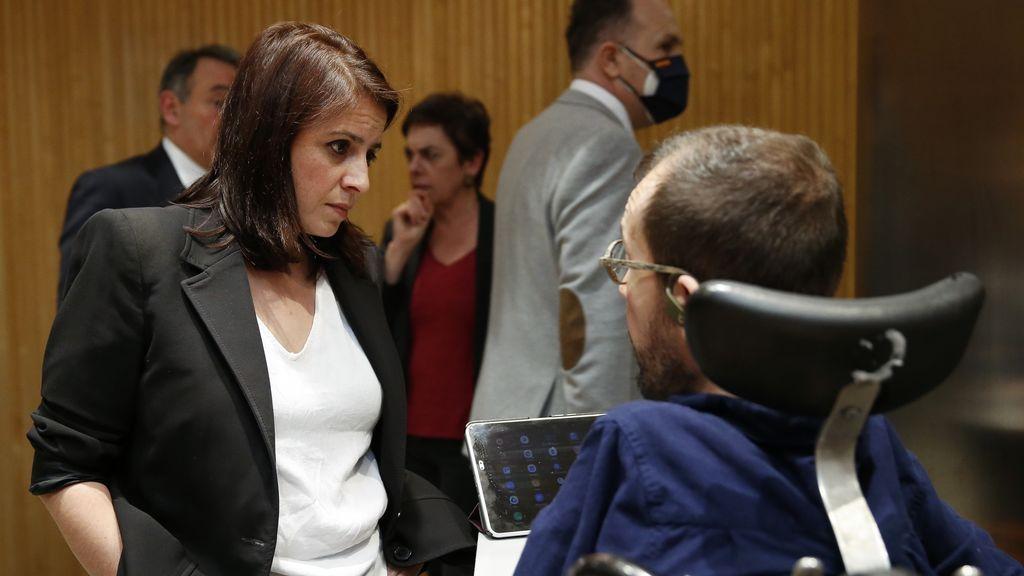 PSOE y Unidas Podemos registran en el Congreso la comisión de investigación sobre el caso Kitchen