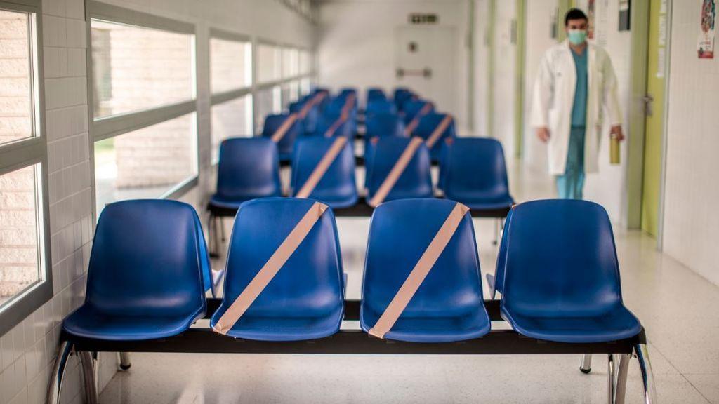 Los sanitarios madrileños convocan huelga indefinida en los centros de salud desde el 28 de septiembre
