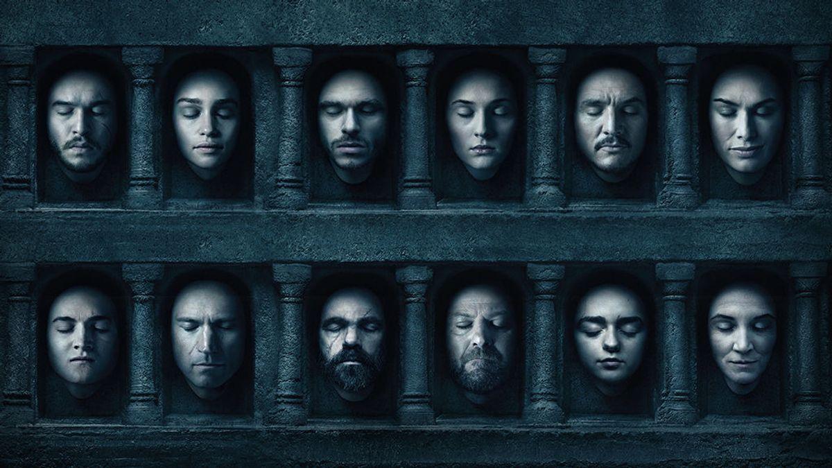 Sexta temporada de 'Juego de tronos'