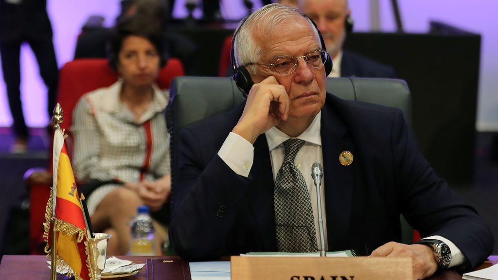 Borrell y la diplomacia continuista de Europa en el Egipto de la represión (NO PUBLICAR)