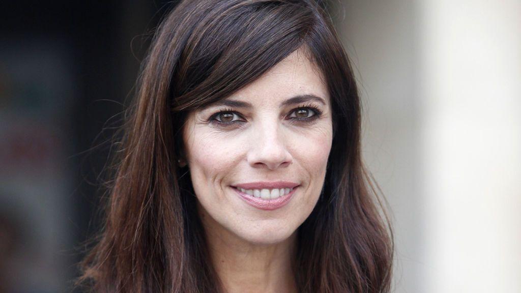 Maribel Verdú, en la presentación de la película 'Sin hijos' (2015)