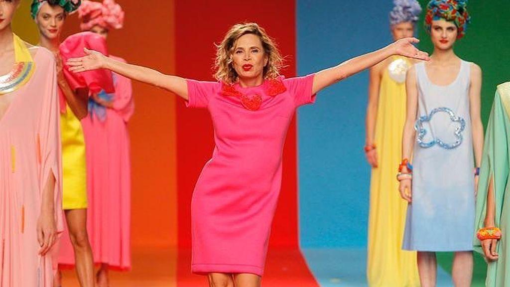 Presentación de su novio y famosos agathizados: Ágatha Ruiz de la Prada revoluciona la Fashion Week Madrid