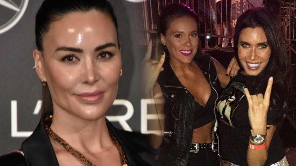 """Vania Millán se pronuncia sobre la relación entre Pilar Rubio y Lorena Gómez: """"Yo no soy su cuñada, simplemente su amiga"""""""