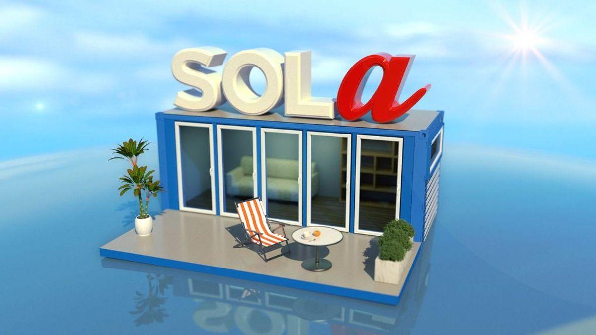 Mitele PLUS estrena el lunes el reality 'Sola' con la entrada en directo de Anabel Pantoja al pisito desde el plató de 'Sálvame'