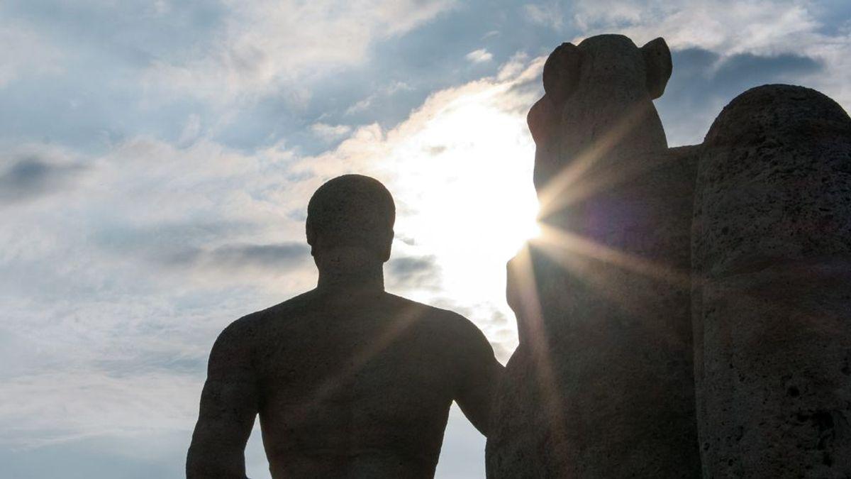 Las estatuas se funden: lo último para concienciar sobre el cambio climático