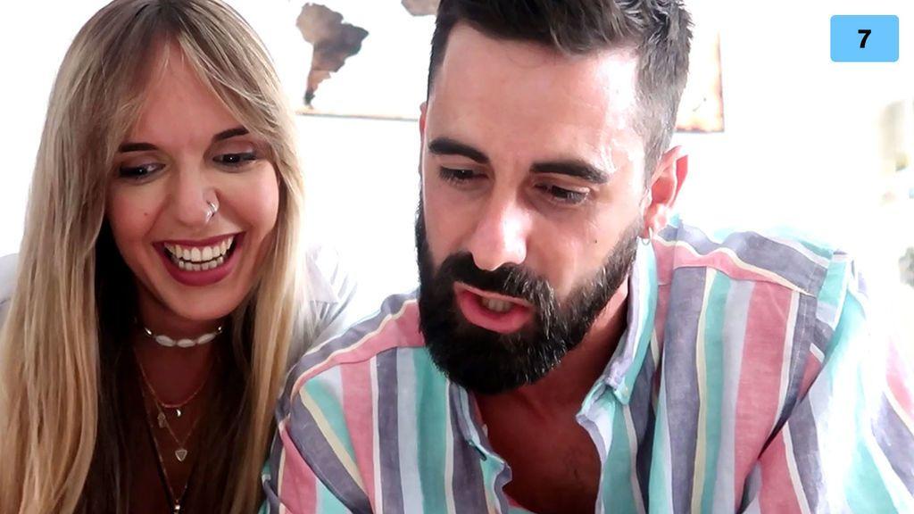 Jonathan presenta a su novia Marta y nos cuentan todos los secretos de su relación (2/2)