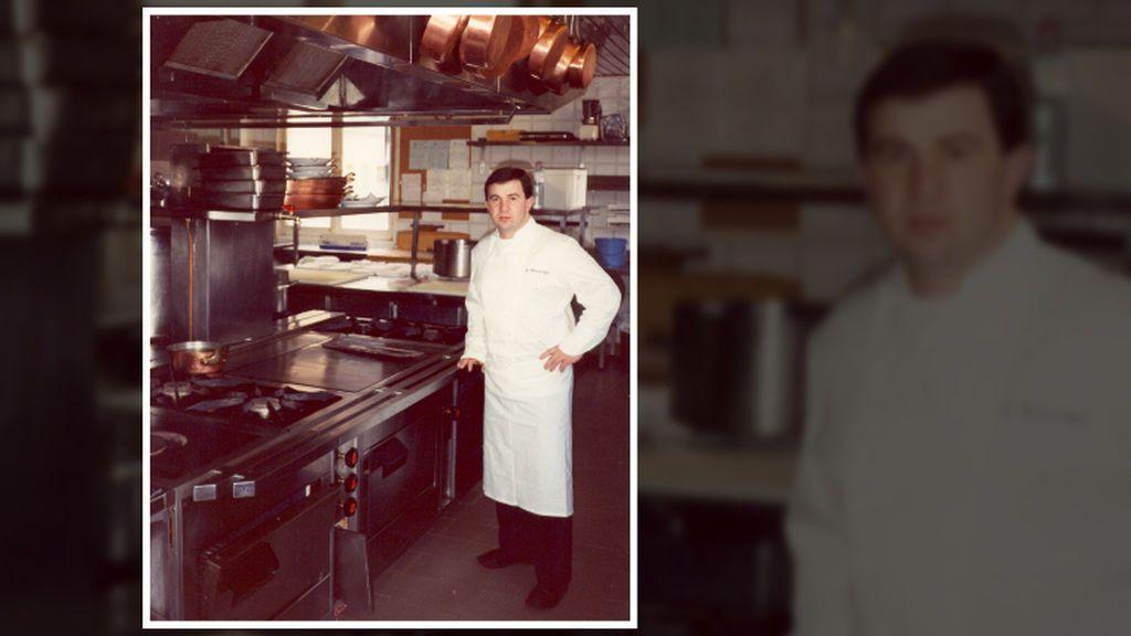 El cocinero, en Francia