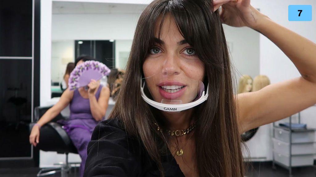 Violeta se corta el pelo y repasa los cambios de look más desastrosos de su pasado (2/2)