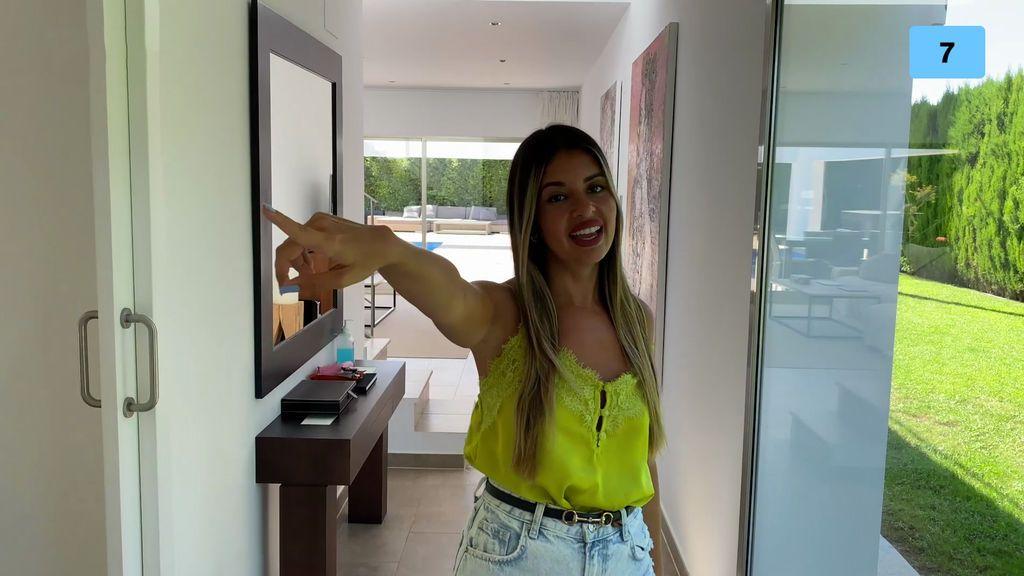 Natalia Osona enseña su mansión en Jávea y aclara su amistad con Violeta Mangriñán (1/2)