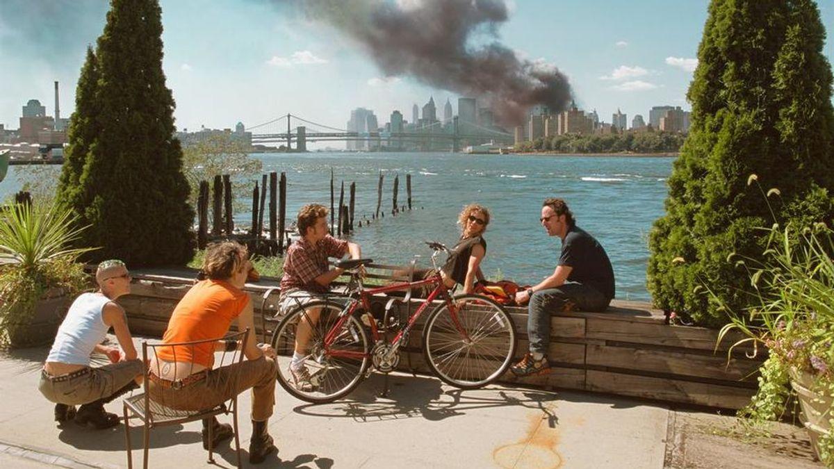 La historia detrás de la foto más polémica y desconocida del 11-S: claves y contexto