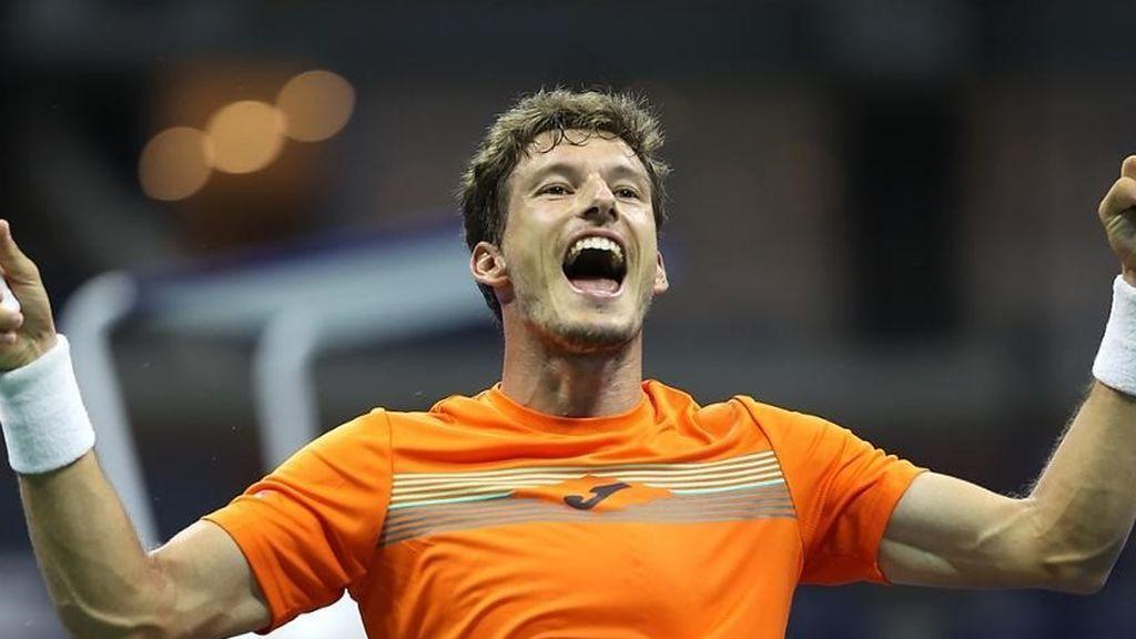 De iniciarse en el tenis como hobby a asombrar en el US Open: Pablo Carreño, el asturiano perseverante