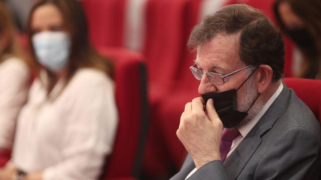 """Rajoy evita contestar sobre la operación Kitchen: """"No me haga preguntas porque no las voy a oir"""""""