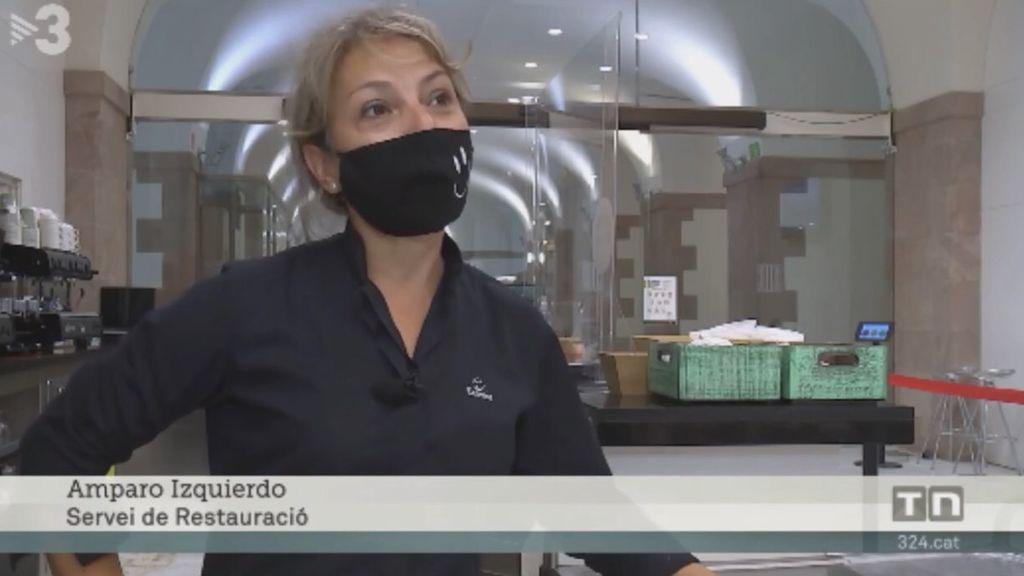 El presidente de Castilla-La Mancha se solidariza con Amparo, la camarera del Parlament acosada por hablar castellano en TV3