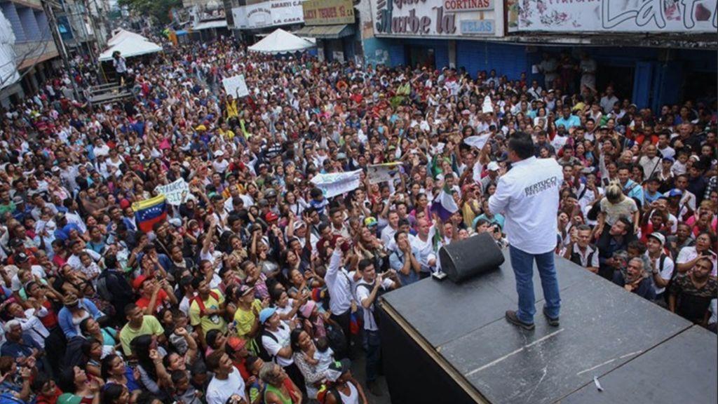 ¿Quién es Javier Bertucci? El pastor evangélico al que Nicolas Maduro teme