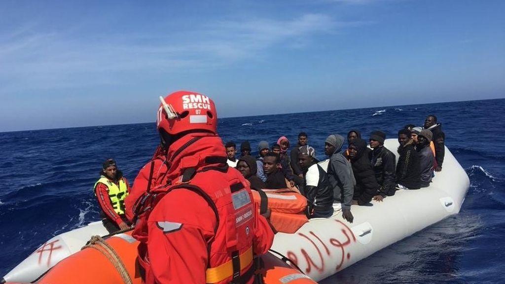 La llegada de migrantes en patera a Canarias aumenta un 600% en lo que llevamos de año