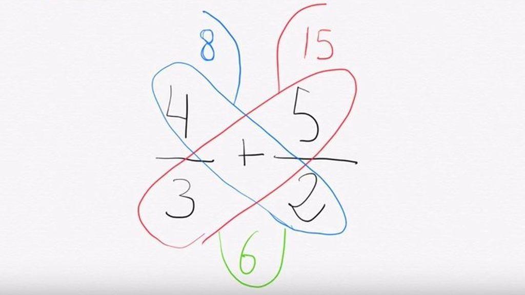 Un profesor comparte un brillante y sencillo truco matemático en redes y su vídeo se convierte en viral
