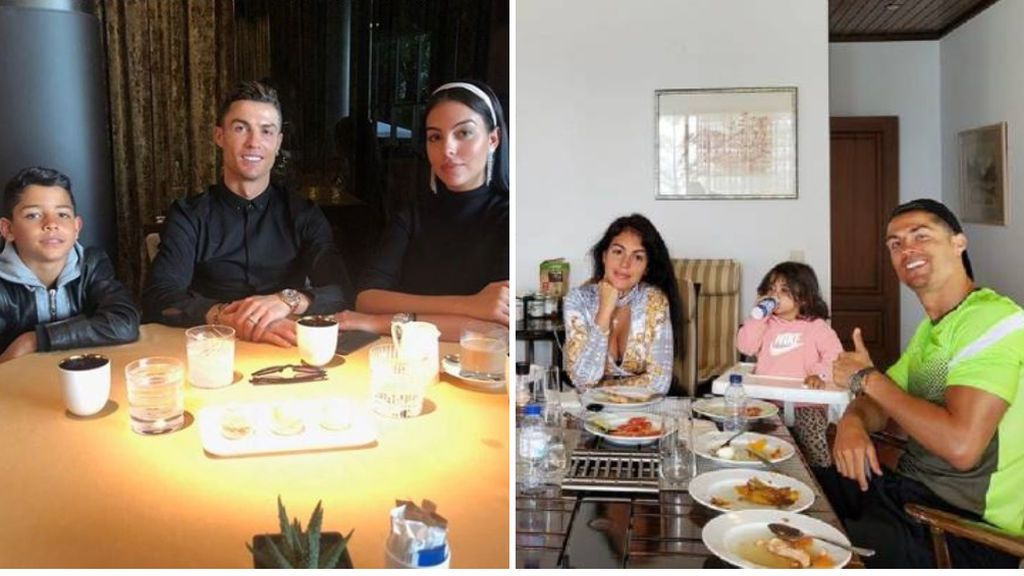 El secreto de la alimentación de Cristiano Ronaldo y su familia: tienen un chef pendiente de ellos las 24 horas