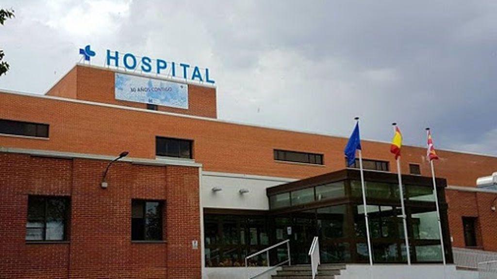 12 positivos por covid19 en un un brote declarado en el Hospital de Medina del Campo (Valladolid)