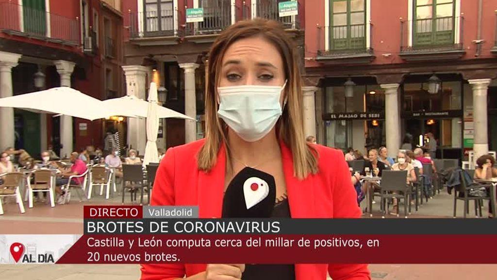 Castilla y León registra 930 nuevos positivos, hasta 41.928, cuatro fallecidos más y 57 nuevas altas
