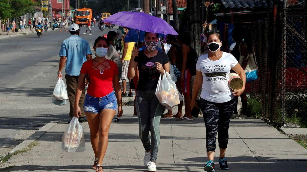 Cuba suma 60 casos de covid-19 mientras trata de detener la expansión del rebrote