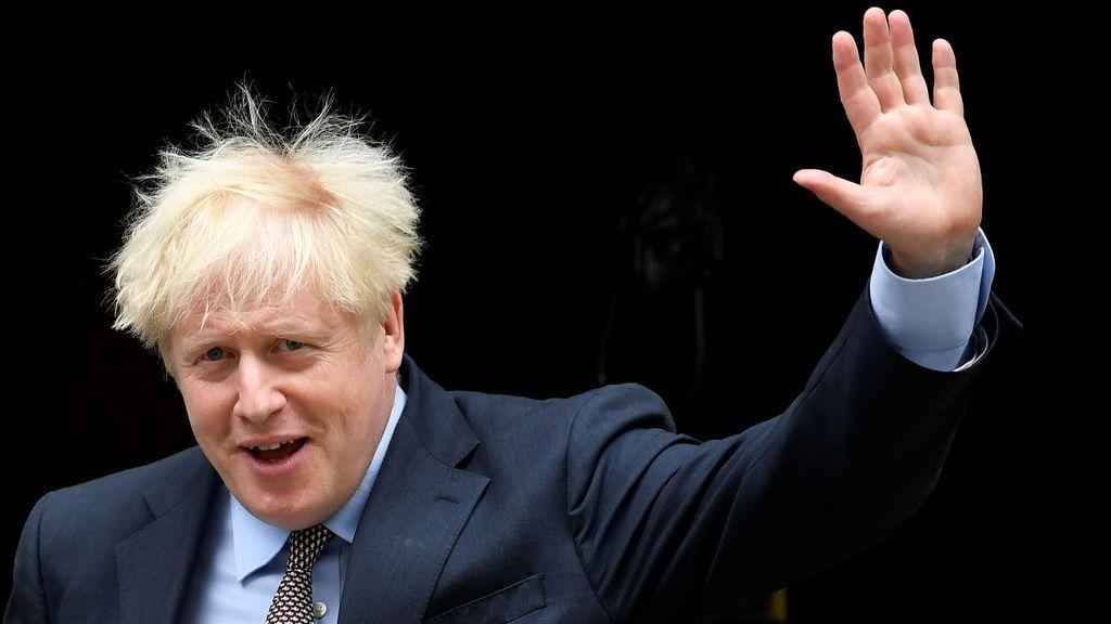 Rebelión contra Boris Johnson